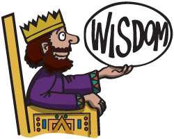 Word of wisdom clipart